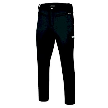 Men's Appended Hybrid Walking Trousers Black