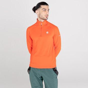 Sous-couche Homme stretch extensible et légère FUSE UP II Orange