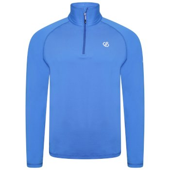 Men's Fuse Up II Recycled Lightweight Core Stretch Midlayer Athletic Blue