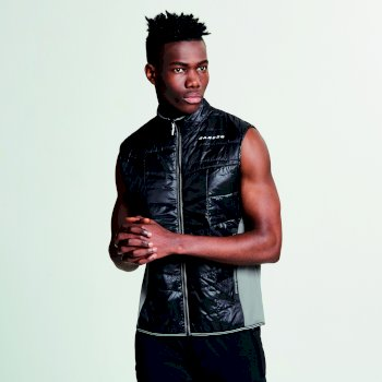 Gilet Systematic Vest Blk/Asteroid