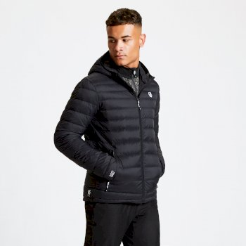 Mens' Intuitive Insulated Down Fill Jacket Black