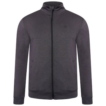 Men's Finesse Jacket Charcoal Grey Marl