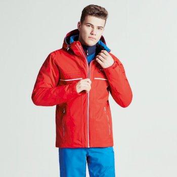 Veste imperméable chaude Rendor Jacket Code Red