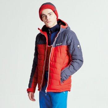 Veste imperméable chaude Slalom Jacket CodeRd/Ebony