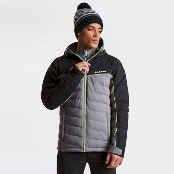 Veste imperméable chaude Slalom Jacket Asteroid/Blk