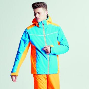 Veste imperméable chaude Vigour Jacket Methyl/VibOr