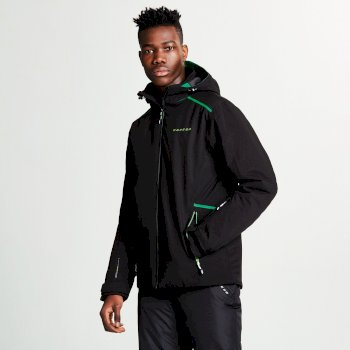 Men's Educe Ski Jacket Black