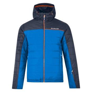 Men s Forceful Ski Jacket Methyl Outerspace Blue 08987bfcb