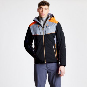 Veste de ski technique INHERENT PRO Homme Noir