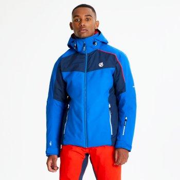 Veste de ski technique Homme INTERMIT Bleu