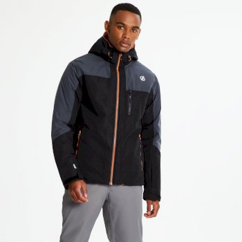 Veste de ski technique Homme NO LIMITS Noir