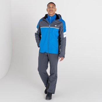 Veste de ski imperméable Homme INCARNATE Bleu