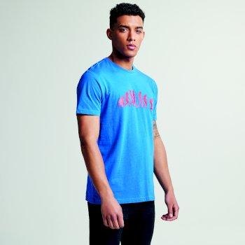 Men's Coerce T-Shirt Nautical Blue