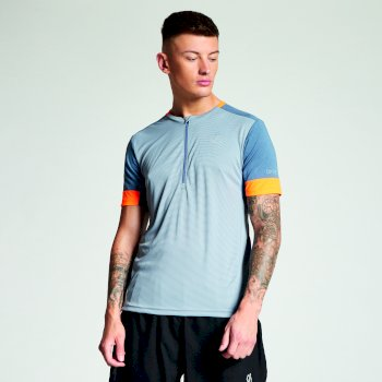 Men's Equall Cycle Jersey Gravity Grey