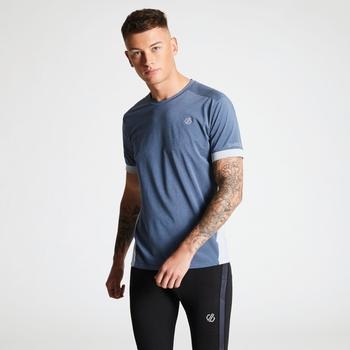 T-shirt technique Homme léger et ventilé respirant UNIFIER Gris