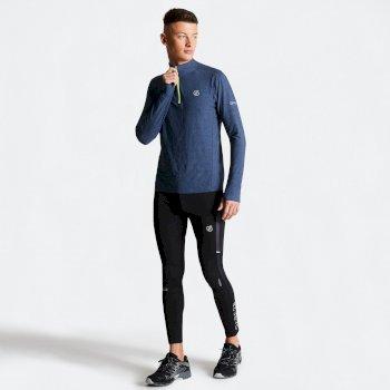 T-shirt technique Homme manches longues léger et respirant REACTICATE Meteor Grey