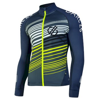 Maillot Velo Aep Homme EXPATIATE  Quarry Grey