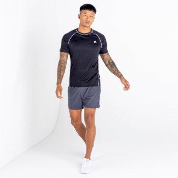Men's Peerless Lightweight T-Shirt Black