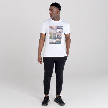Men's Stringent Graphic T-Shirt White