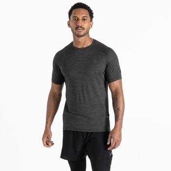 Men's Persist T-Shirt Black Marl
