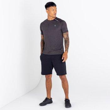 Men's Persist T-Shirt Charcoal Marl