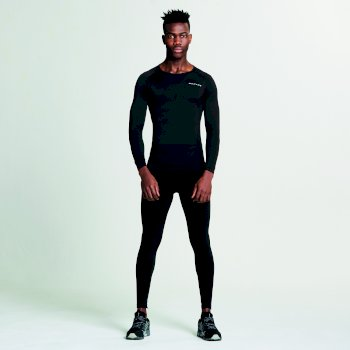 Men's Zonal III Base Layer Set Black