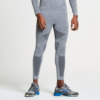 Men's Zonal III Base Layer Pants Charcoal Grey