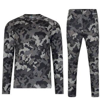 Sous vêtement Division Ebony/Grey Camo Print