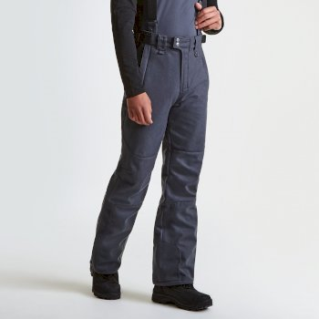 Pantalon Revere Pant Ebony Grey