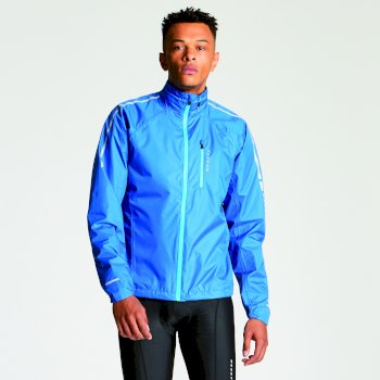 Veste imperméable Mediator Jacket NationalBlue