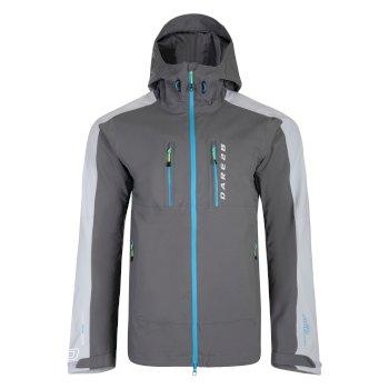 Men's Preside Jacket Smokey Cyberspace Grey