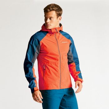 Veste imperméable Excluse II Jacket AmbGlw/Kingf