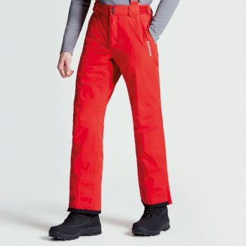 Men's Certify II Ski Pants Code Red