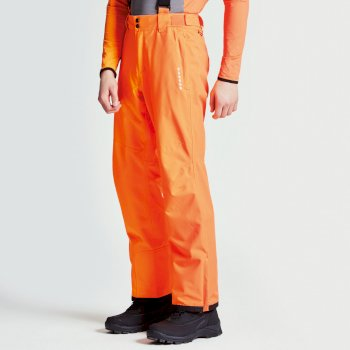 Men's Certify II Ski Pants Vibrant Orange