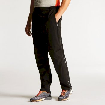 Men's Enflame II Waterproof Over Trousers Black