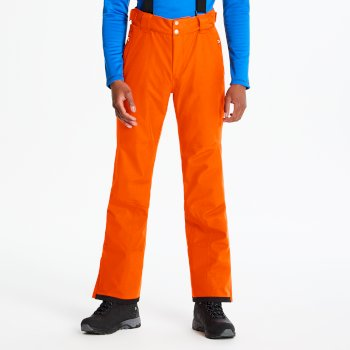 Pantalon de ski technique ACHIEVE Orange