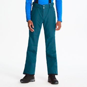 Men's Achieve Ski Pants Ocean Depths