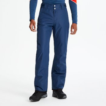Men's Impart Ski Pants Admiral Blue