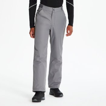 Men's Impart Ski Pants Aluminium Grey