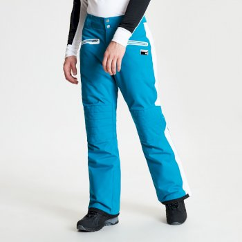 Pantalon de ski technique et ergonomique collection design BLACK LABEL Homme CHARGE OUT Bleu