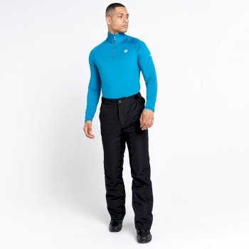 Men's Ream Waterproof Insulated Ski Pants Black