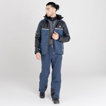 Men's Achieve II Waterproof Ski Pants Nightfall Navy