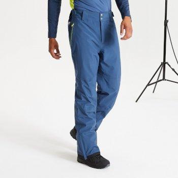 Salopette de ski Homme imperméable ACHIEVE II Bleu