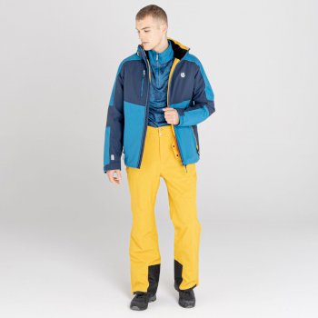 Men's Achieve II Waterproof Ski Pants Glowlight