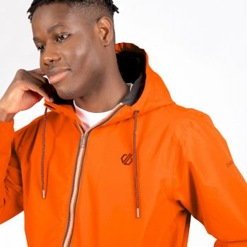Men's Occupy Lightweight Jacket Rusty Orange