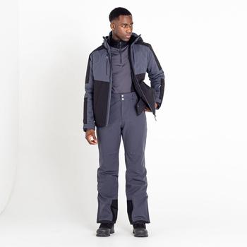 Men's Standfast Waterproof Winter Pants Ebony Grey