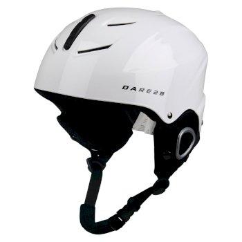 Chapeau Scudo Jnr Helmet Blanc