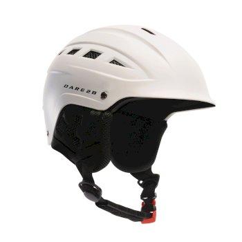 Scudo Adult Ski Helmet White