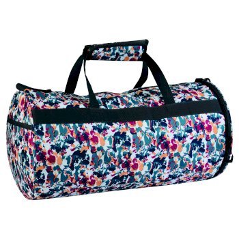 Workout Duffle Cyber Pink