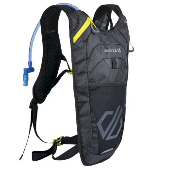 Sac De Sport Technique Hydrofuge 2L Unisexe VITE II Black Fluro Yellow